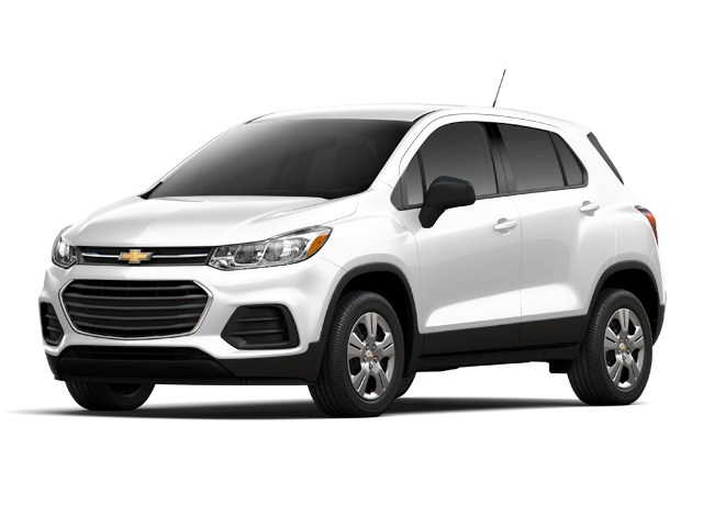 Photo Pre-Owned 2017 Chevrolet Trax LS in Schaumburg, IL, Near Palatine