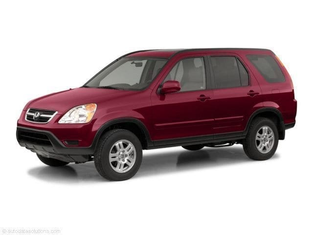 Photo Used 2002 Honda CR-V LX SUV
