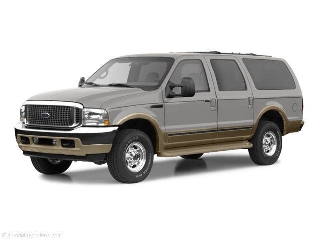 Photo Used 2002 Ford Excursion 137 WB 6.8L XLT 4WD For Sale in Seneca, SC