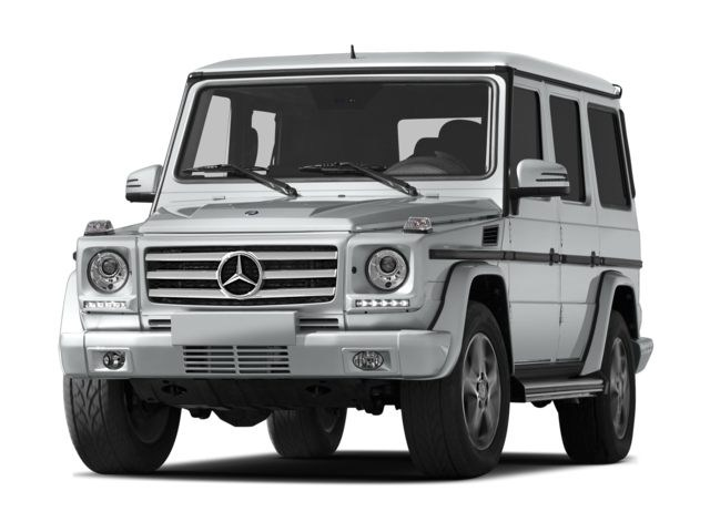 Photo Used 2014 Mercedes-Benz G-Class G 550 4MATIC G 550 For Sale in Seneca, SC