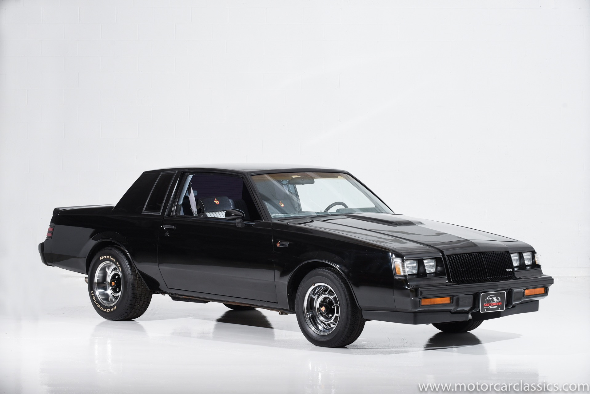 Photo 1987 Buick Regal Grand National Turbo
