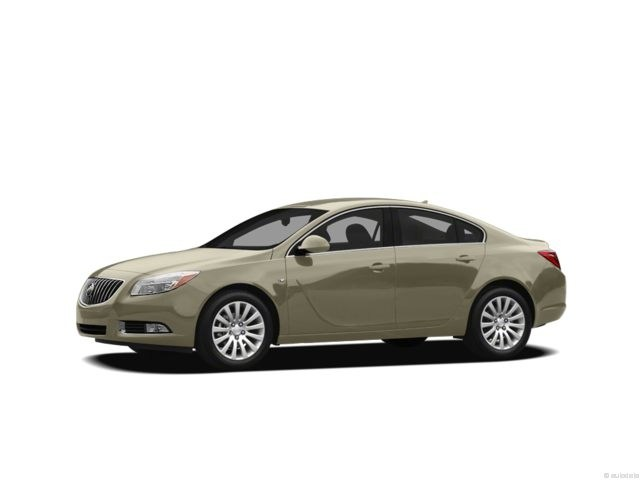 Photo Used 2012 Buick Regal Base Sedan For Sale in Asheville, NC