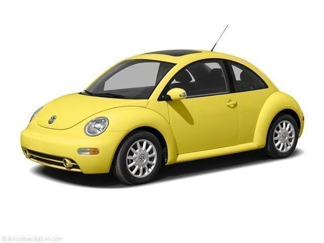 Photo Used 2004 Volkswagen Beetle GLS Hatchback For Sale in Asheville, NC
