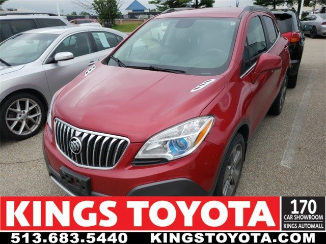 Photo Used 2013 Buick Encore Convenience in Cincinnati, OH