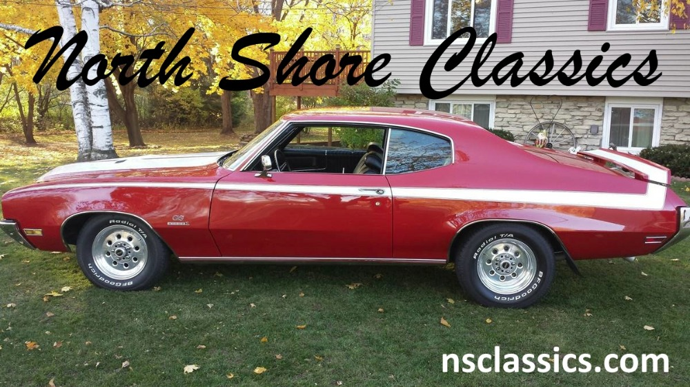 Photo 1970 Buick Skylark -GS STAGE 1- SAME OWNER SINCE 1981-SHOW WINNER QUALITY-