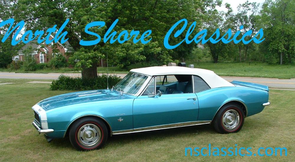Photo 1967 Chevrolet Camaro -RSSS-CONVERTIBLE- STUNNING CLASSIC CAR-