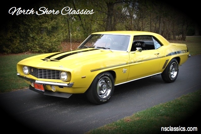 Photo 1969 Chevrolet Camaro -YENKO - DOUBLE COPO - REAL DEAL-NEW LOW PRICE-