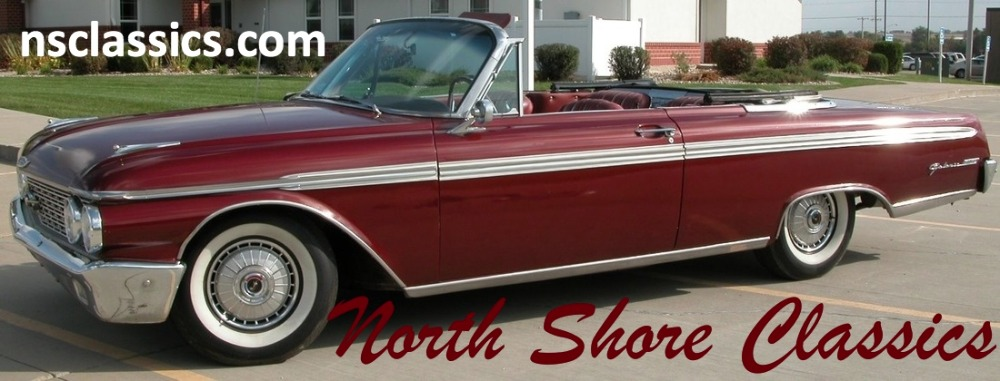 Photo 1962 Ford Galaxie - THERE IS A FORD IN YOUR FUTURE - GREAT CRUISER
