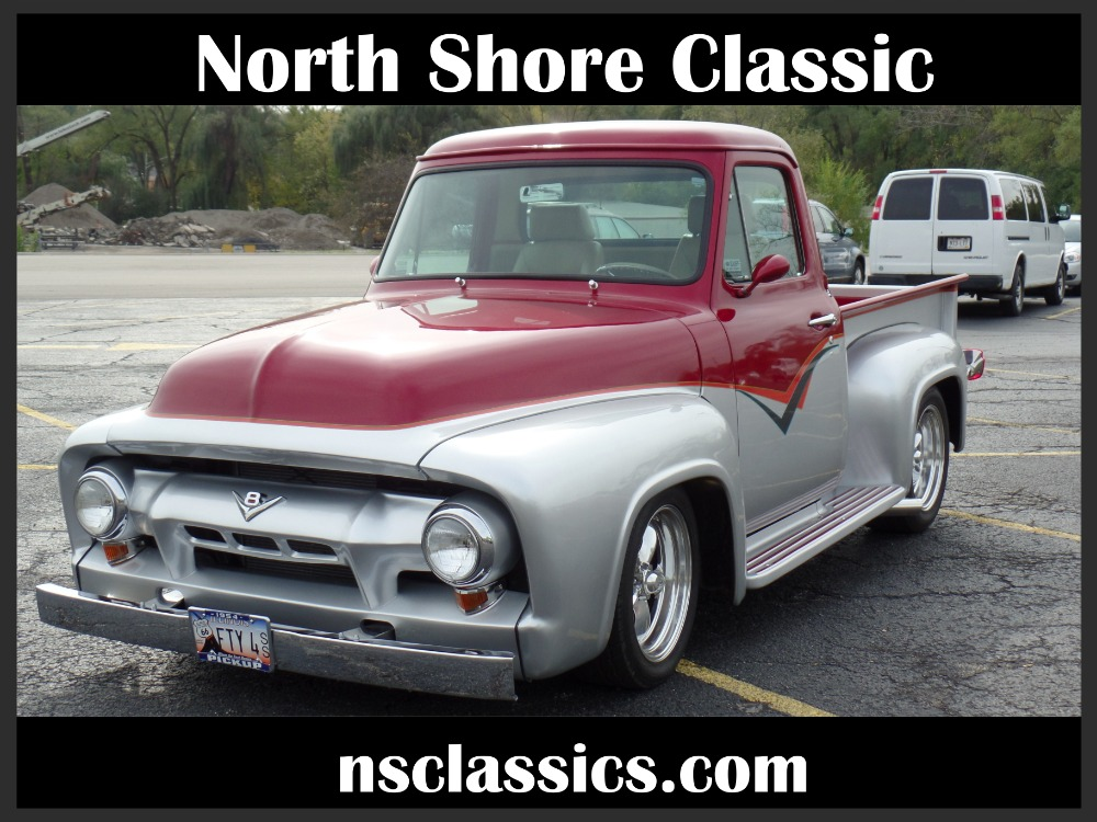 Photo 1954 Ford Pickup F100-CUSTOM SHOW TRUCK-PRO TOURING- DRIVERS WANTED- SEE VIDEO