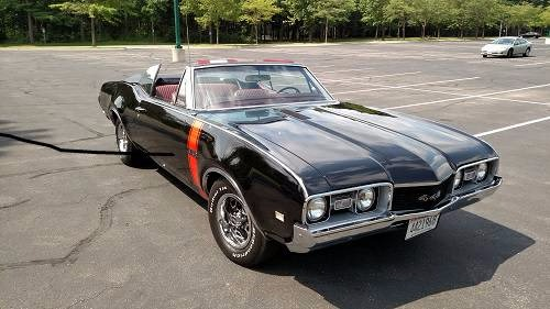Photo 1968 Oldsmobile 442 SHOW WINNER 2015 OLDS CLUB- NUMBERS MATCHING- ORIGINAL-