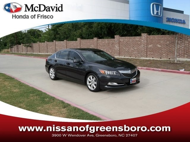 Photo Pre-Owned 2014 Acura RLX RLX Sedan in Greensboro NC