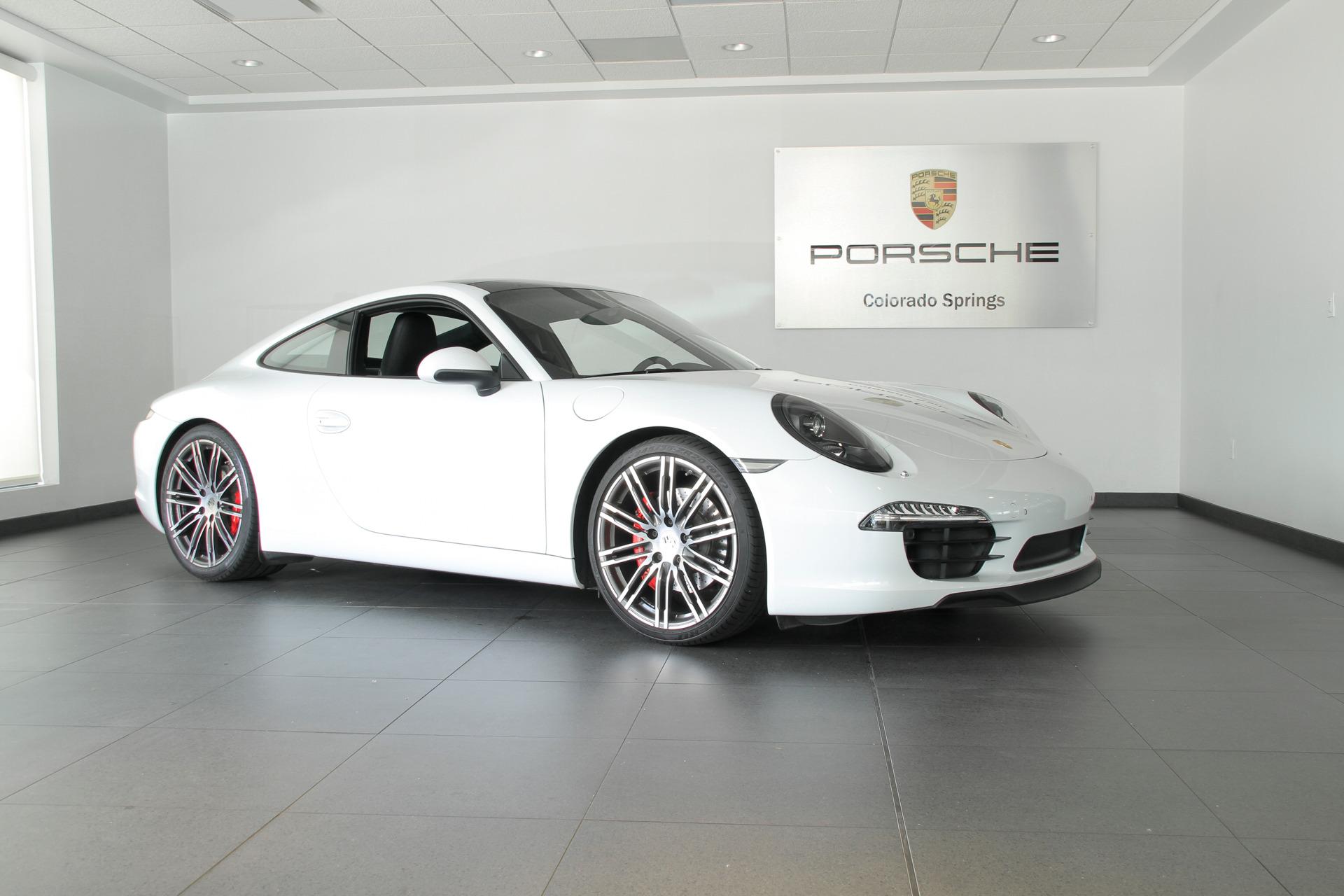 Photo 2016 Porsche 911 911 Carrera S