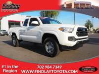 Certified Pre-Owned 2018 Toyota Tacoma STD RWD Extended Cab Pickup