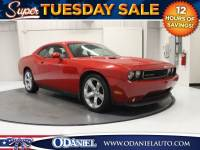 Pre-Owned 2012 Dodge Challenger R/T Coupe Rear-wheel Drive Fort Wayne, IN