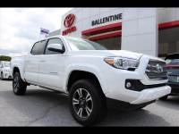 2016 Toyota Tacoma TRD Sport V6 (A6) Truck Double Cab 4x2