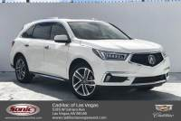 Pre-Owned 2017 Acura MDX FWD w/Advance Pkg