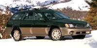 Pre-Owned 2002 Subaru Legacy Wagon Outback H6 VDC AWD