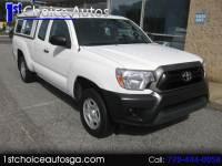 2015 Toyota Tacoma Access Cab I4 4AT 2WD