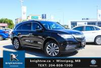 Pre-Owned 2014 Acura MDX AWD w/ Leather/Sunroof/Remote Starter AWD Sport Utility