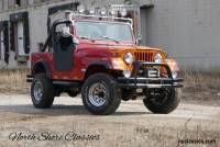 1986 Jeep CJ 2015 Cj 7 RESTORED 4X4- 9500 LBS WENCH- 4-INCH SUSPENSION LIFT - SEE VIDEO