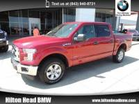 2017 Ford F-150 XL * One Owner * 4-Wheel Drive * Balance of Factor Truck SuperCrew Cab 4x4