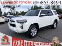 Certified Pre-Owned 2018 Toyota 4Runner SP RWD 4D Sport Utility