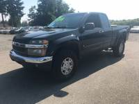 2008 Chevrolet Colorado 2WD Ext Cab Work Truck