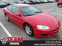 2001 Dodge Stratus SE Coupe Front-wheel Drive