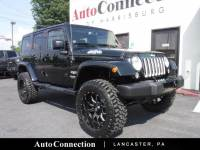 2017 Jeep Wrangler Unlimited Sahara Lifted 4WD PRO Edition