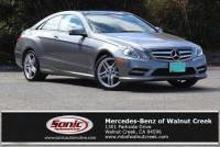 Pre-Owned 2012 Mercedes-Benz E-Class E 550 Coupe