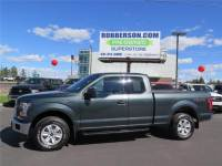 Used 2015 Ford F-150 XLT 4x4 SuperCab Styleside 6.5 ft. box 145 in. WB Extended Cab Short Bed Truck For Sale Bend, OR