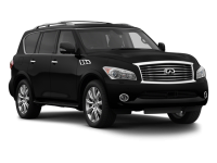 Pre-Owned 2013 INFINITI QX56 With Navigation & 4WD