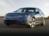 Used 2012 Ford Fusion SEL in Cincinnati, OH