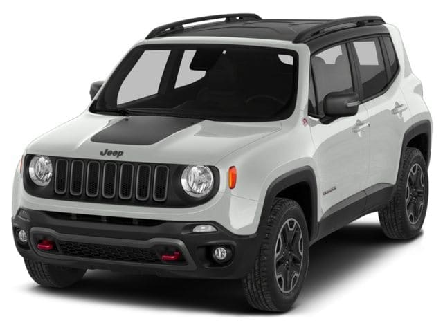 Photo Certified Used 2015 Jeep Renegade Trailhawk 4x4 SUV For Sale in Little Falls NJ