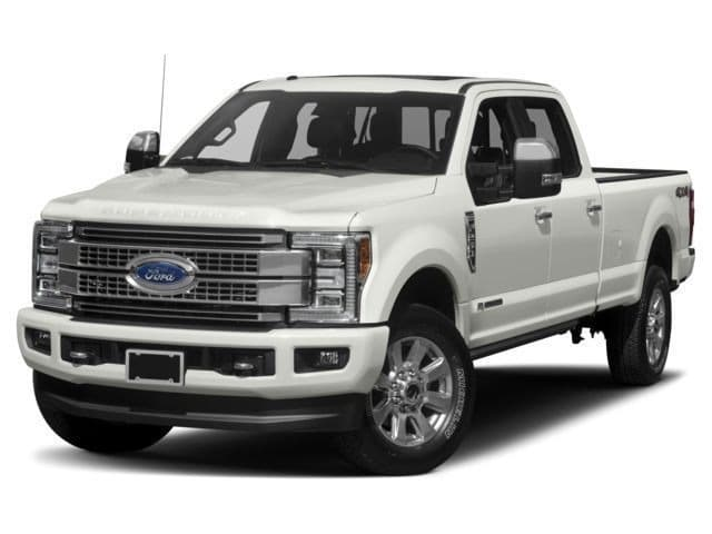 Photo 2018 Ford Superduty F-250 Platinum Truck Crew Cab 4 Valve Power Stroke Diesel V8 B20 Engine