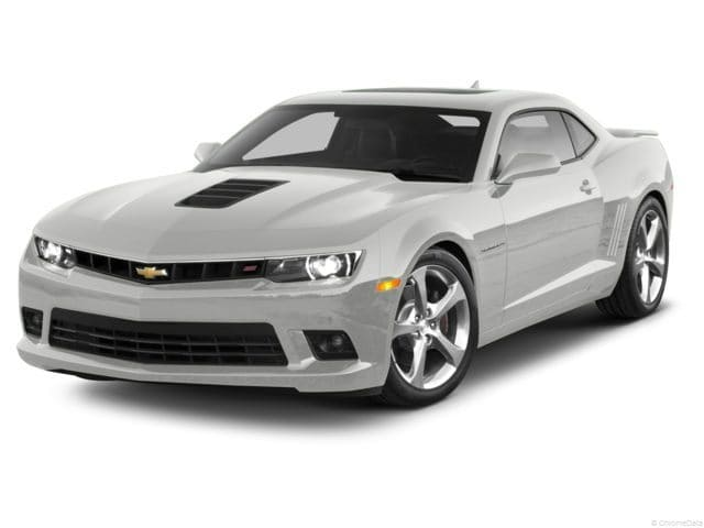 Photo Used 2014 Chevrolet Camaro SS SS Coupe w2SS in Chandler, Serving the Phoenix Metro Area