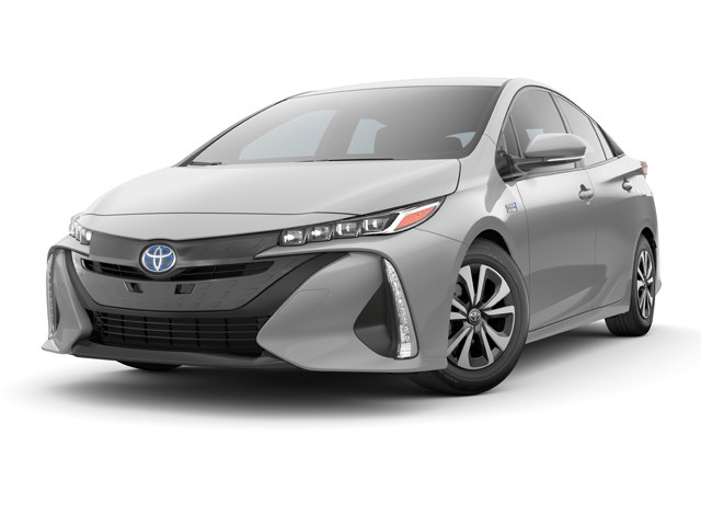 Photo Used 2017 Toyota Prius Prime 5-Door Three Classic Silver For Sale  Bennington VT  VINJTDKARFP2H3006780