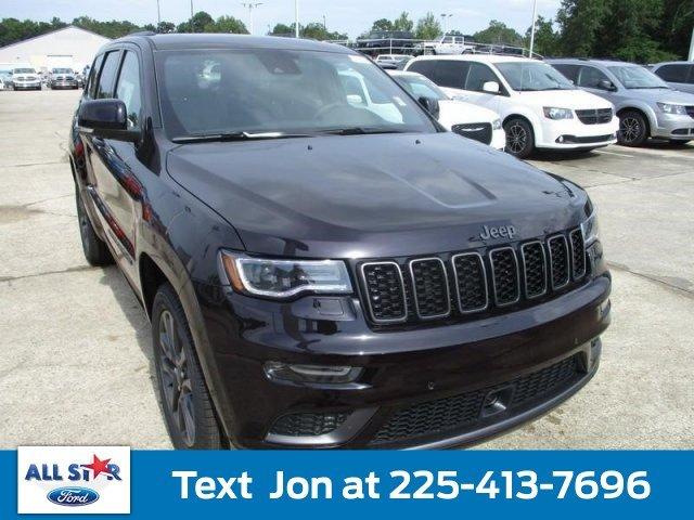 Photo Used 2018 Jeep Grand Cherokee High Altitude 4x2 Ltd Avail SUV