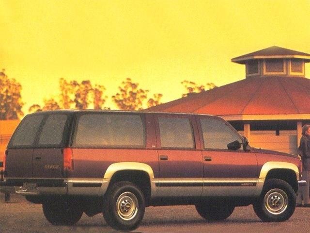 Photo Used 1993 Chevrolet Suburban 1500 Cheyenne SUV in Merced, CA