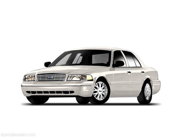 Photo 2005 Ford Crown Victoria Sedan