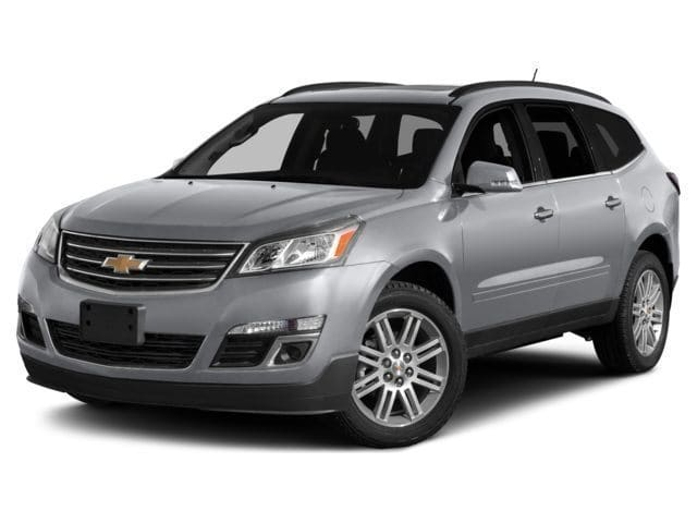 Photo Used 2015 Chevrolet Traverse LT AWD LT w2LT for Sale in Waterloo IA
