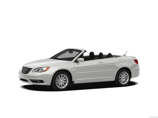Photo Used 2012 Chrysler 200 Touring Convertible For Sale in New London  Near Norwich, CT