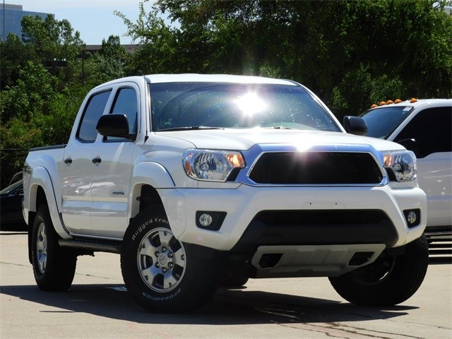 Photo Pre-Owned 2015 Toyota Tacoma TRD Pro Truck Double Cab For Sale in Frisco TX