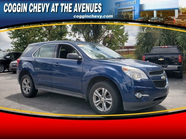 Photo Pre-Owned 2010 Chevrolet Equinox LS FWD LS in Jacksonville FL