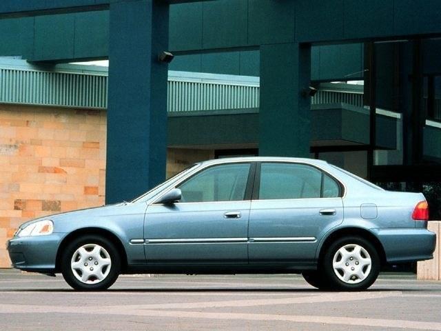 Photo Used 1999 Honda Civic 4dr Sdn EX Auto For Sale in Oshkosh, WI