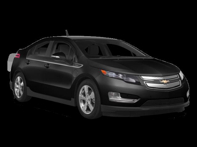 Photo Certified Pre-Owned 2015 Chevrolet Volt Base FWD 4D Hatchback