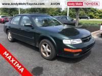 Pre-Owned 1999 Nissan Maxima SE FWD 4D Sedan