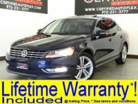 2015 Volkswagen Passat TDI SEL PREMIUM NAVIGATION SUNROOF REAR CAMERA HEATED LEATHER SEATS BLUETOO