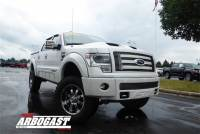 Pre-Owned 2014 Ford F-150 Tuscany Lifted Lariat 4WD