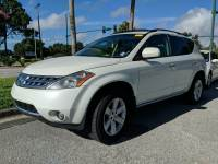 Used 2007 Nissan Murano SL SUV For Sale Leesburg, FL
